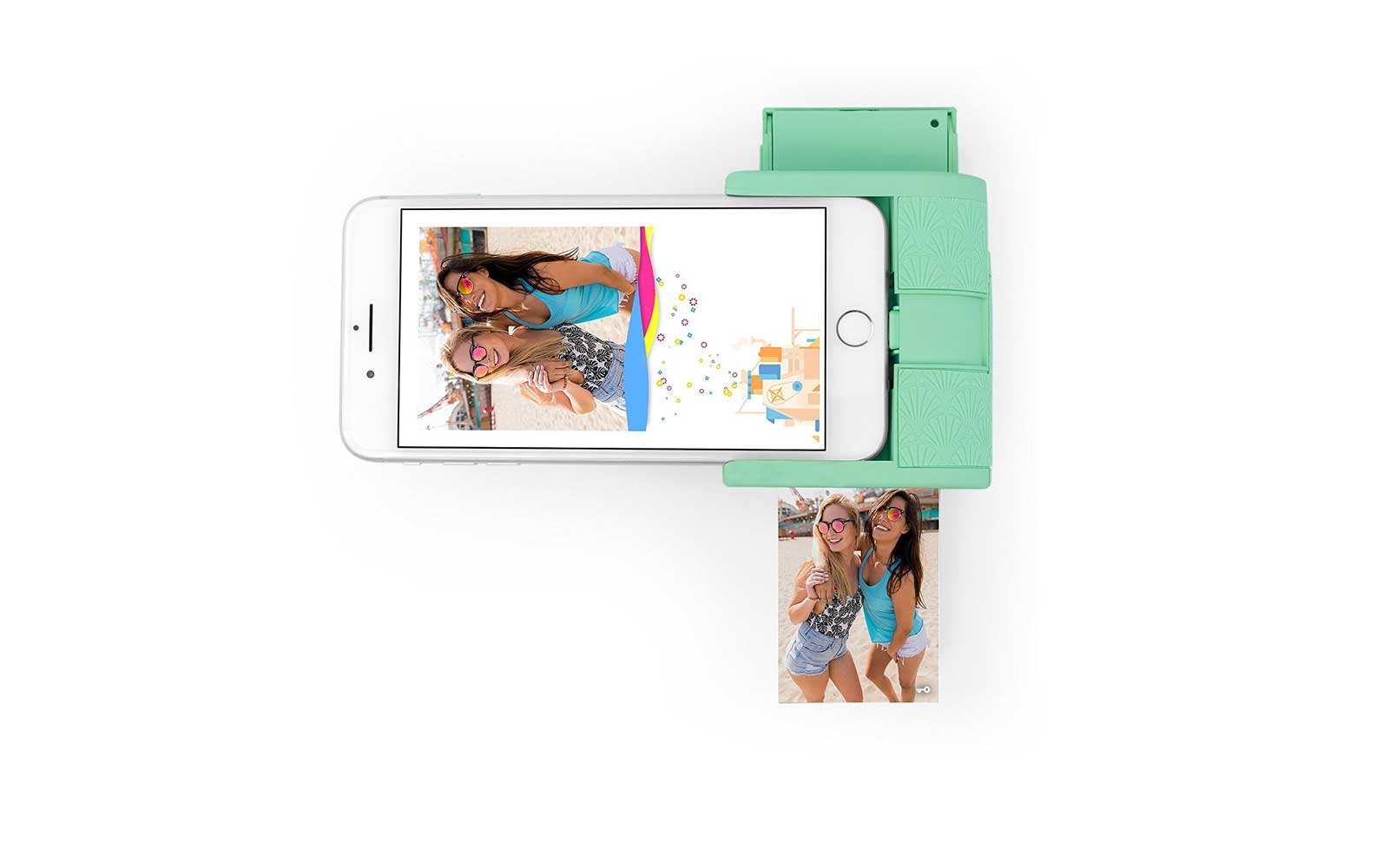 Print photos directly from your smartphone