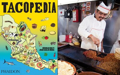 Tacopedia Mexican Cookbook | Travel + Leisure