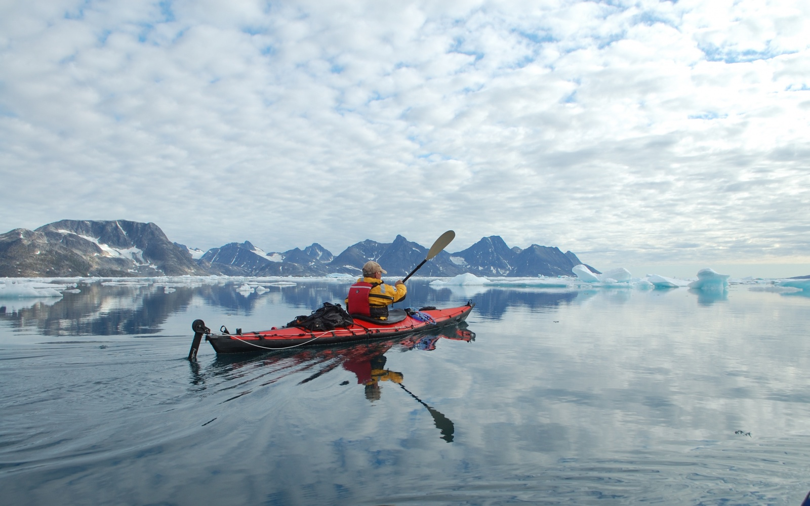 Natural Habitat's Base Camp in Greenland