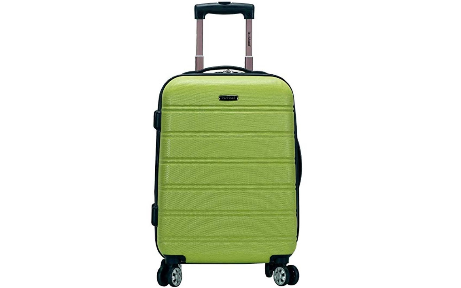 Rockland 'Melbourne' 20-inch Expandable Carry-on Luggage