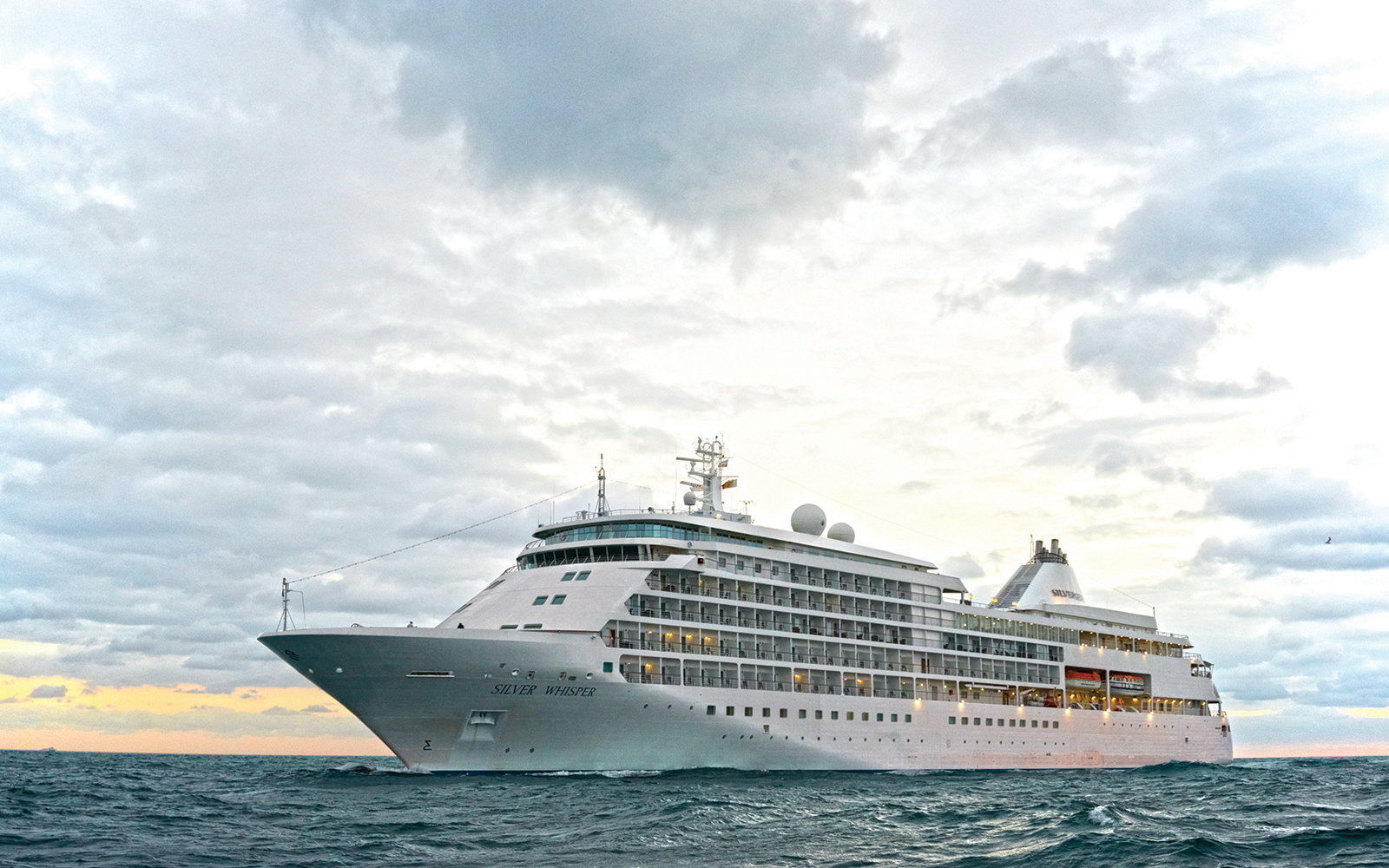 No. 19 Small-Ship Ocean Cruise Line: Silversea