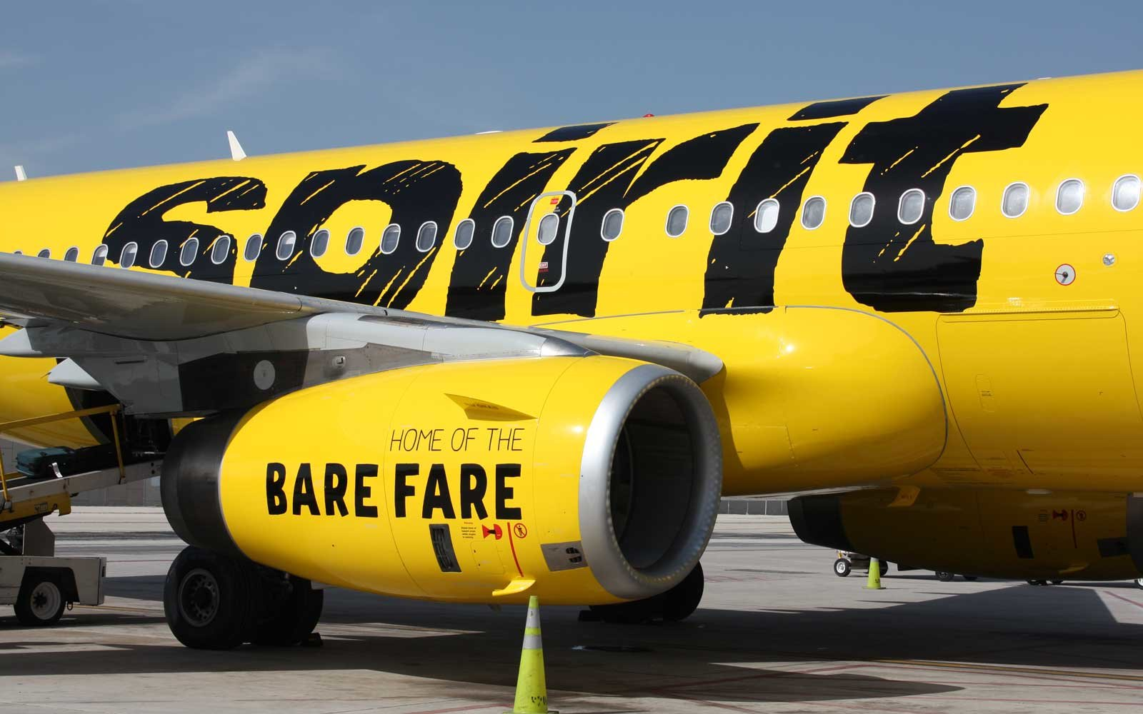 Spirit Airlines Election Deal