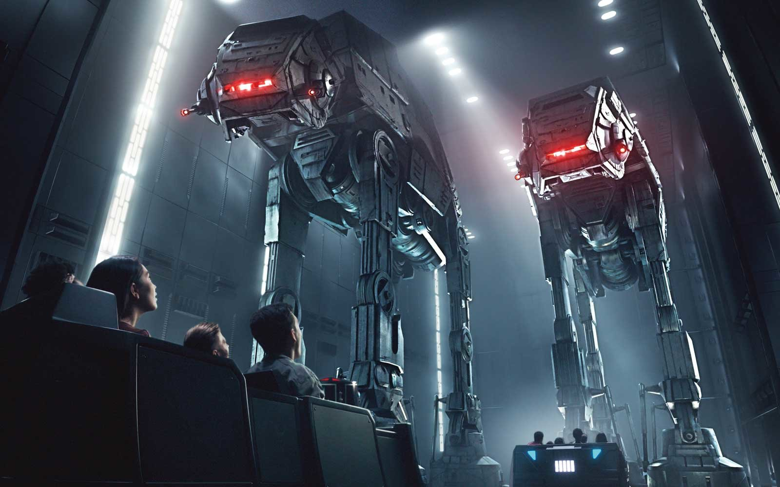 Disney Is Making a New Star Wars Ride — and It's Unlike Anything You've Ever Seen Before