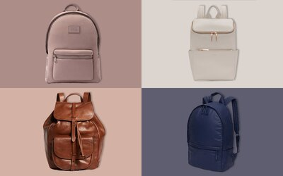 ed81a81f9a820 The Most Stylish Travel Backpacks For Women