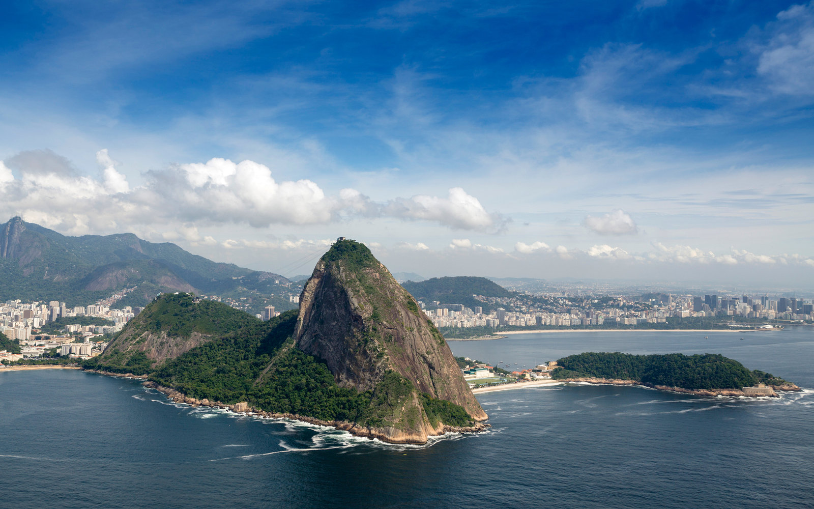 Visit Sugarloaf Mountain