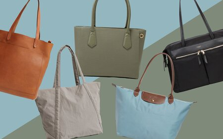 46f3aec10952 The 15 Best Tote Bags for All Your Travel Needs