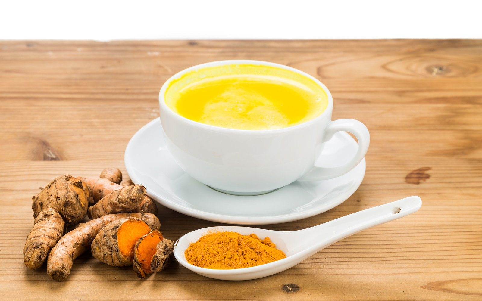 Turmeric Milk, India