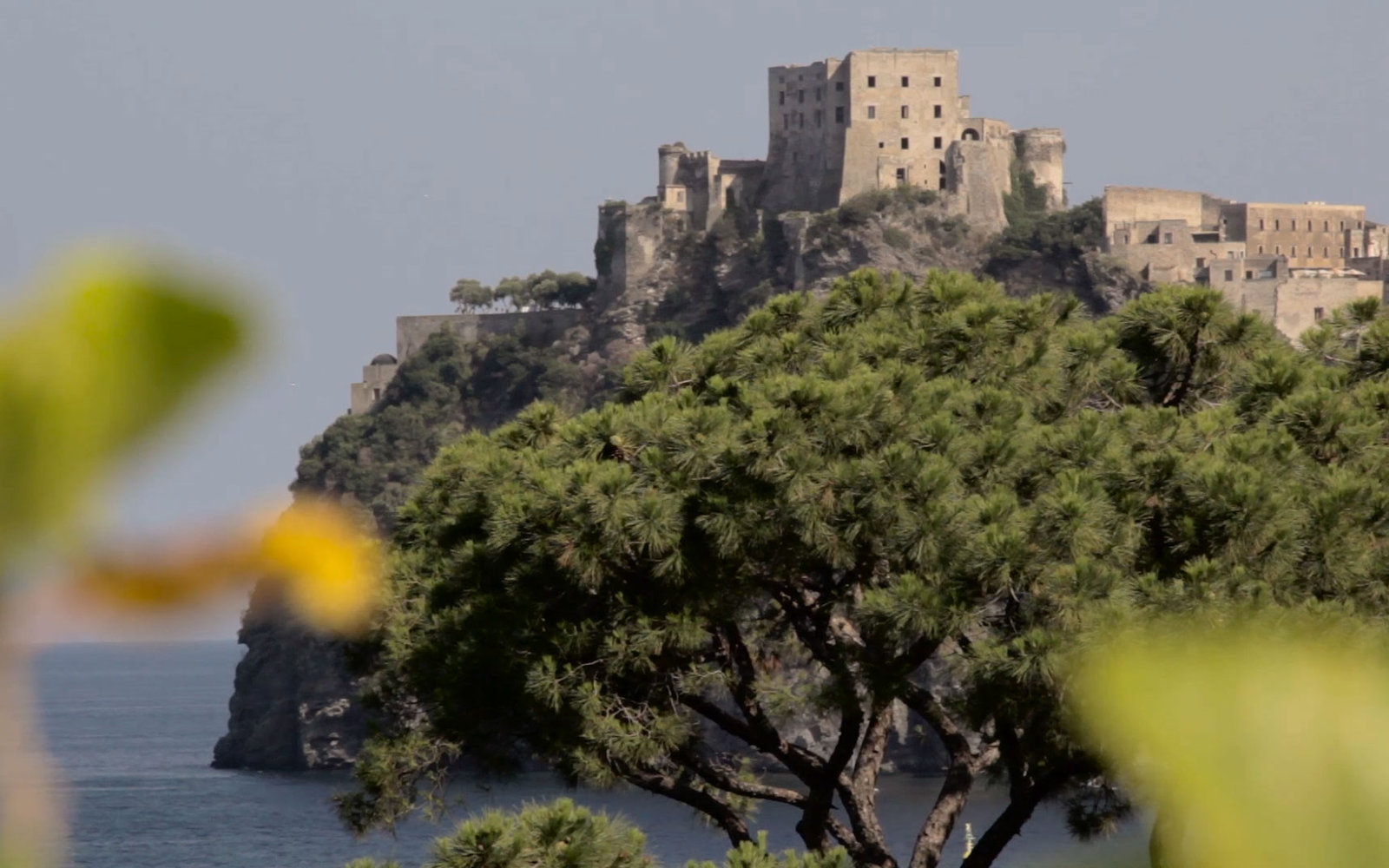 VIDEO: Come Take a Tour of Ischia, Italy