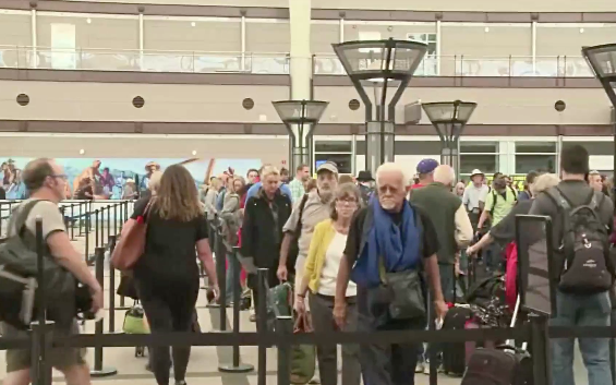 You Won't Need Additional ID for Domestic Air Travel Just Yet (Video)
