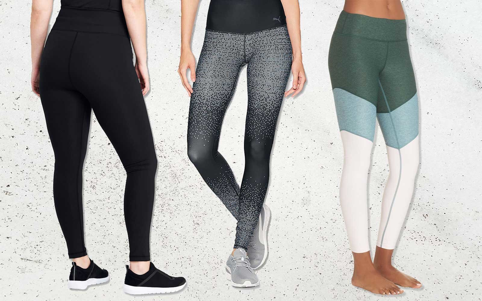 bd79e6db8a43e The Best Women's Compression Leggings for Travel | Travel + Leisure