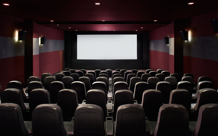 The London West Hollywood: Screening Room