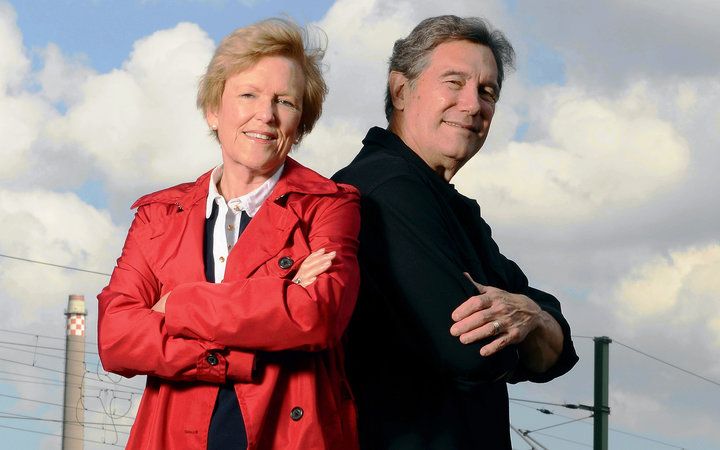 Tim and Lynne Martin