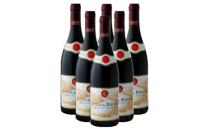 Titans of Rhone, French Wine