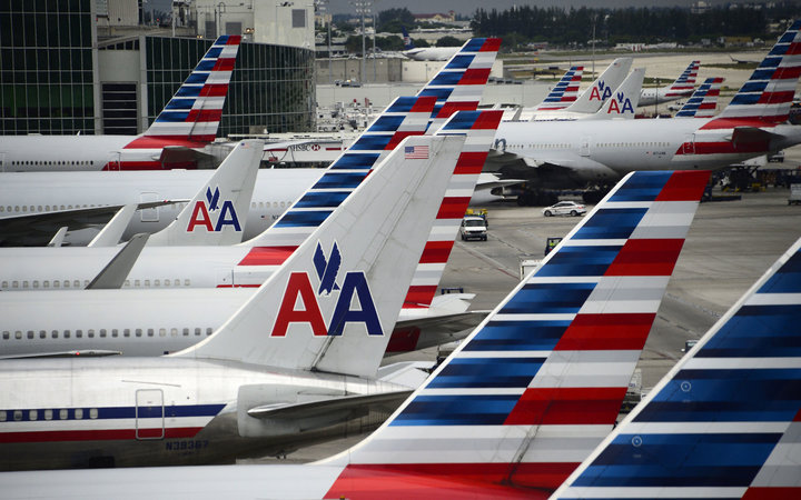 Cocaine Found American Airlines