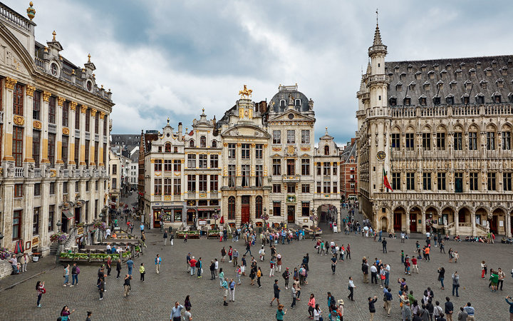Brussels, The Quiet Contendor