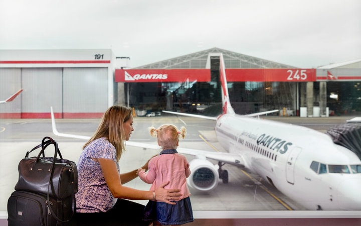 Qantas Airline Parental Pause Frequent Flyer Status