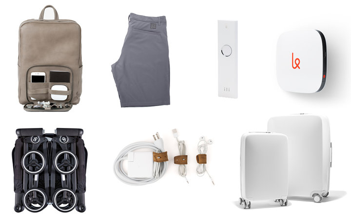 New Travel Products
