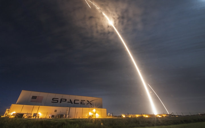 SpaceX Photo