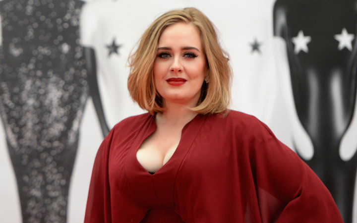 Adele Visits Vancouver Cat Cafe
