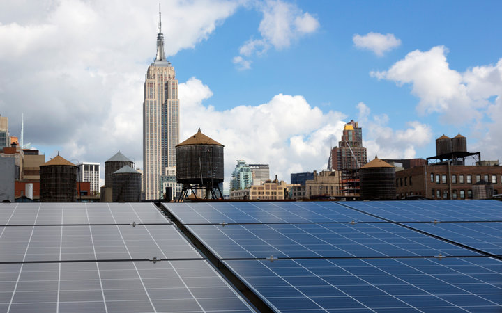 Leading Cities in Clean Energy