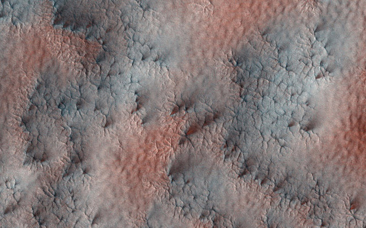 New Images from Mars