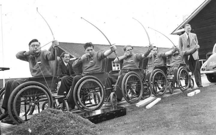 The World War II Origins of the Paralympic Games