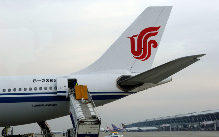 Air China Tweeted an Apology for a Racist In-Flight Magazine Article, Then Deleted the Tweet