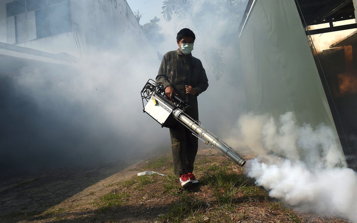 Thailand Is Growing Concerned That Zika May Start to Impact Tourism