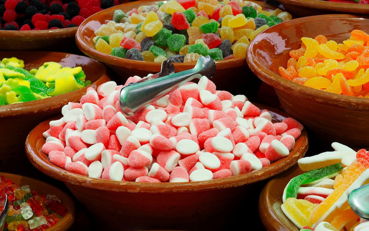 Cali could get a state-wide candy tax
