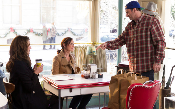 Gilmore Girls Fans will be able to drink coffee at Lukes Diner