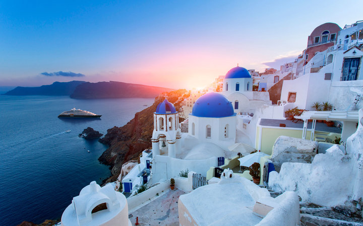 The Best Mediterranean Cruises