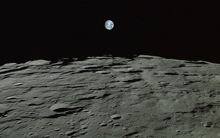 Japan's New Close-Up Photos of the Moon's Surface Are Breathtaking