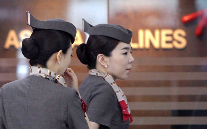 What Airlines Look For In A Flight Attendant