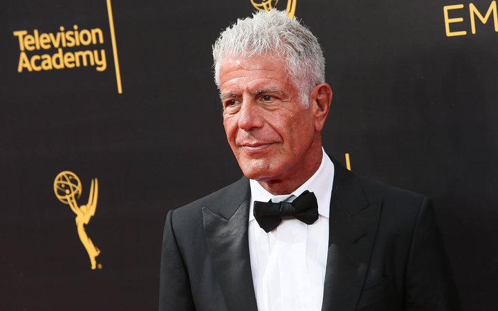Anthony Bourdain Says It's Ok to Order Fish on Mondays