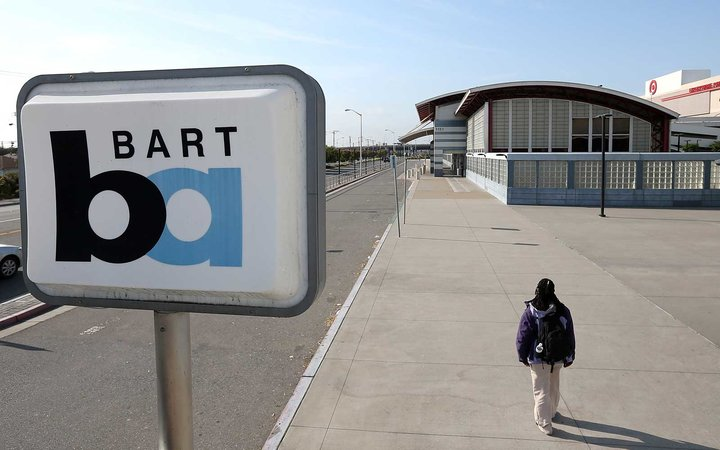 BART Worker Overtime Pay