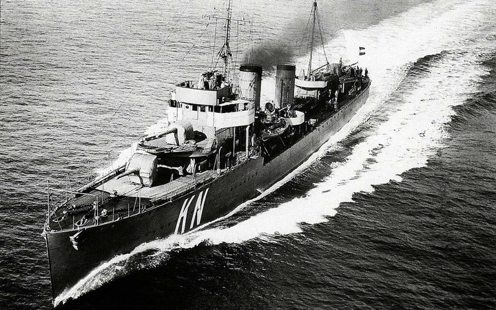 WWII Ships Mysteriously Vanish