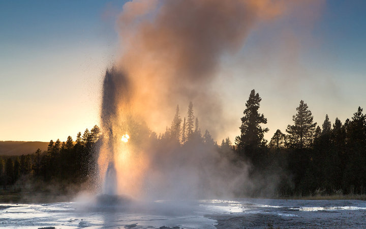 A Man Dissolved in an Acidic Hot Pool at Yellowstone. Here's Why the Water Is So Dangerous