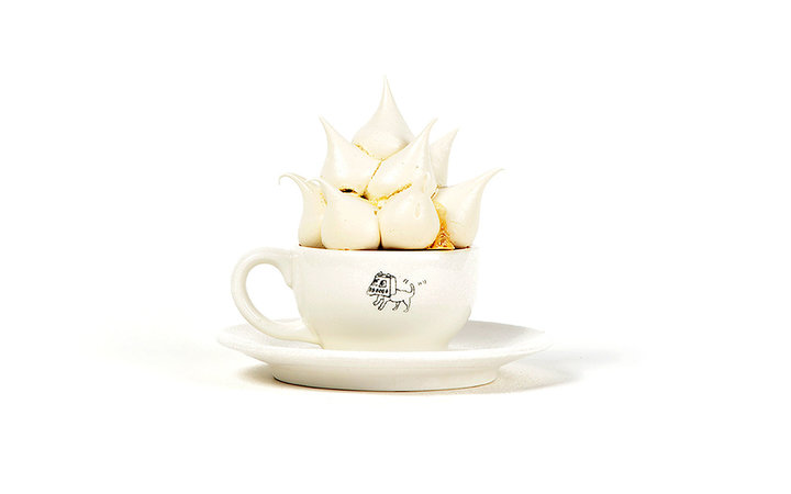 Meringue Coffee Is Pretty Much A Work of Art