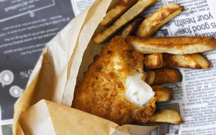 How Climate Change Is Threatening British Fish and Chips