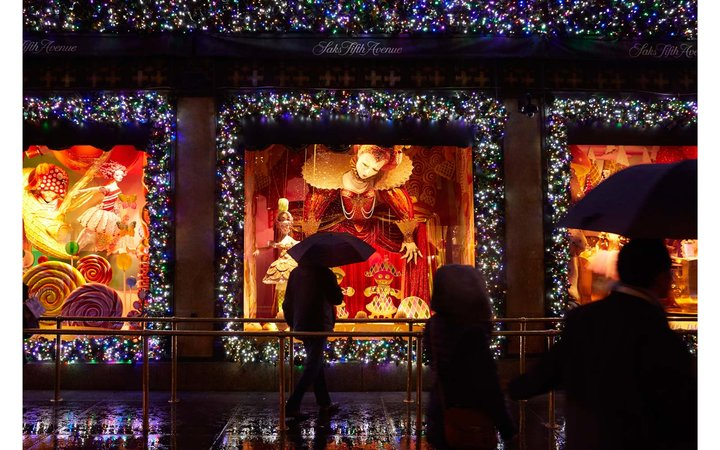 See New York City's Most Spectacular Christmas Windows