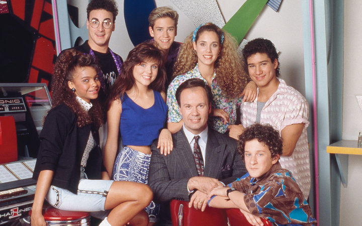 Saved By the Bell Pop-Up Will Tour the Country