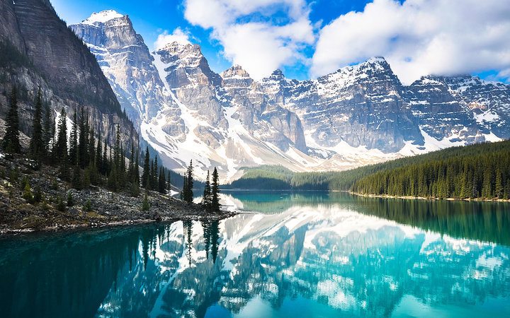 Where to stay in Canada to take advantage of free national parks in 2017