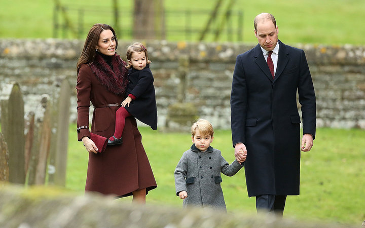Prince William and Princess Kate Reportedly Set to Return to London in 2017