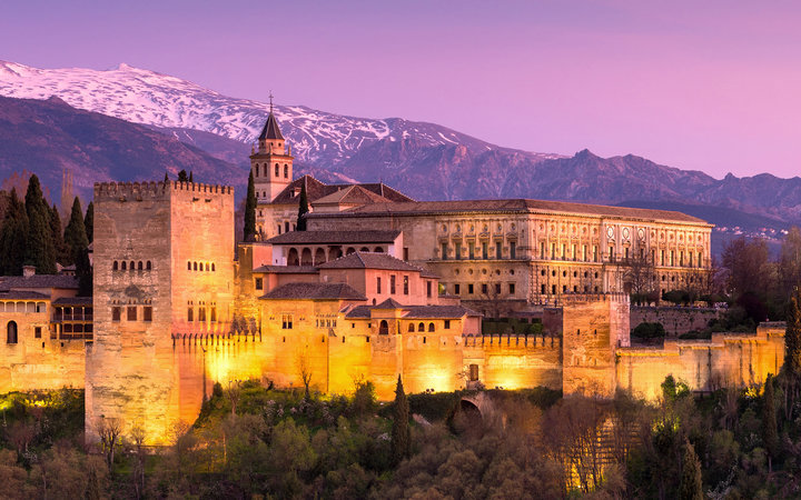 Secrets of the Alhambra