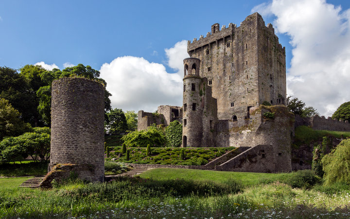 Secrets of Blarney Castle