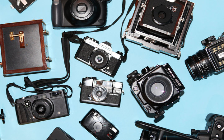The Best Film Cameras You Can Buy Today
