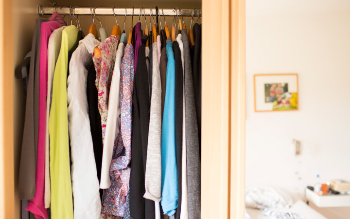 Why we buy clothes we don't wear