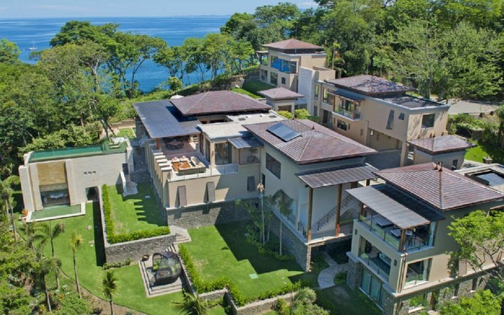 See Inside the Kardashians' Costa Rican Vacation Villa — Which You Can Rent for $16,500 a Night