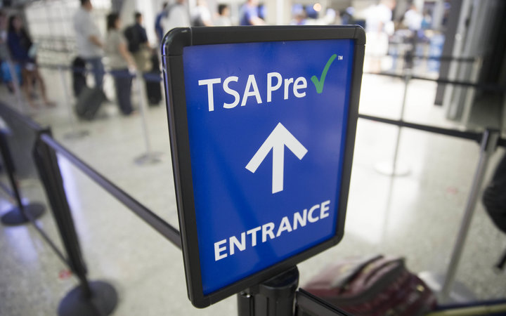 TSA Pre Check or Global Entry