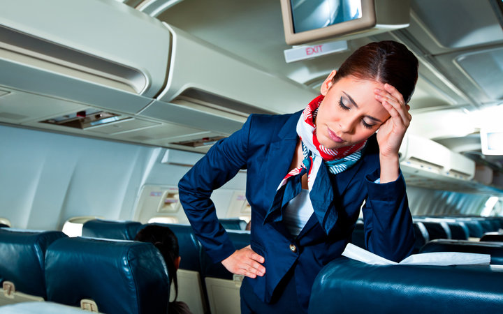 Flight Attendants Reveal Annoying Things That Passengers Do
